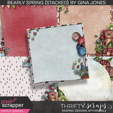 Bearly Spring (stacked)