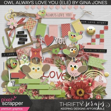 Owl Always Love You (Elements)