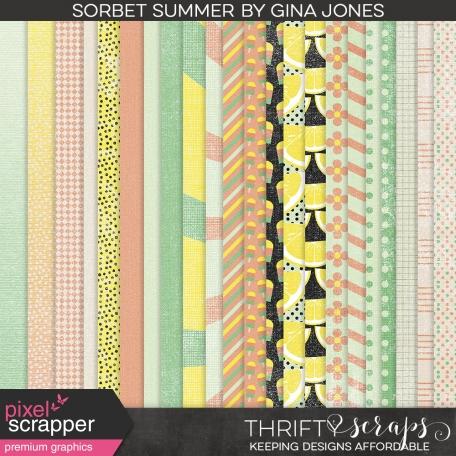 Sorbet Summer (paper)