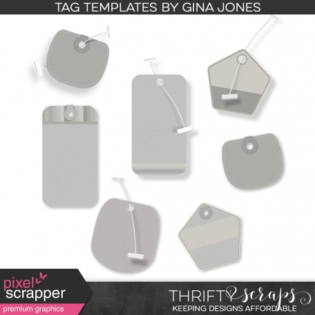 Tag Template Vol 01