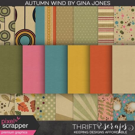 Autumn Wind Papers