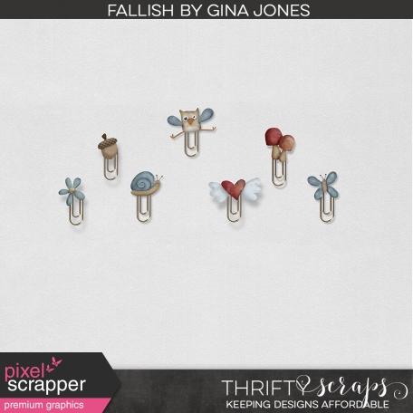 Fallish Paperclips