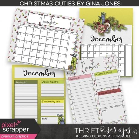 Christmas Cuties Planner