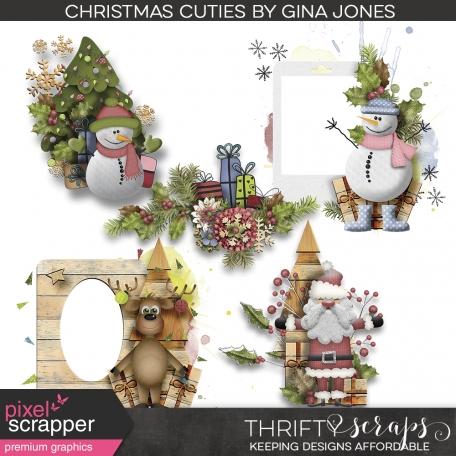 Christmas Cuties Clusters