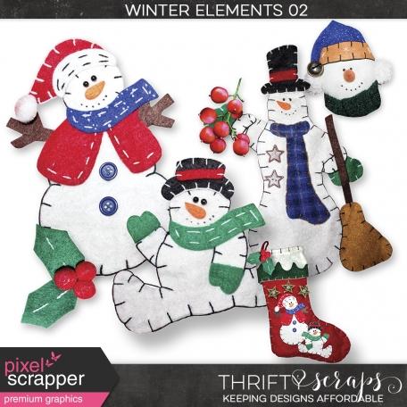 Winter Elements 02