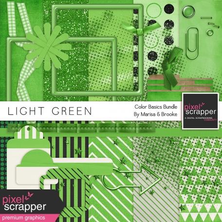 Color Basics - Light Green Kit