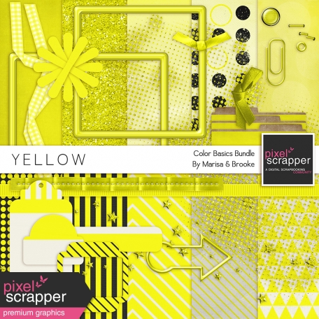Color Basics - Yellow Kit