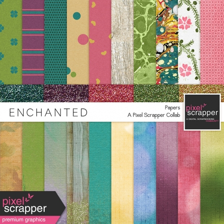 Enchanted Papers Kit