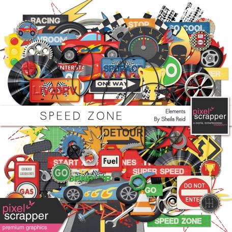 Speed Zone Elements Kit