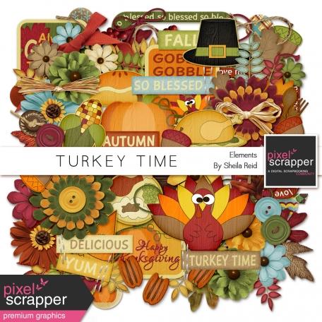 Turkey Time Elements Kit