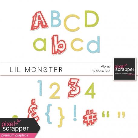 Lil Monster Alphas Kit