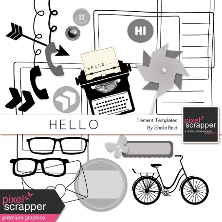 Hello Element Templates Kit
