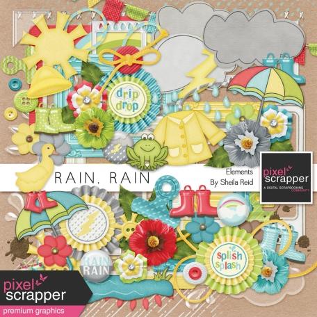 Rain, Rain Elements Kit