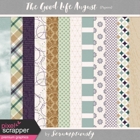 The Good Life: August Papers 2