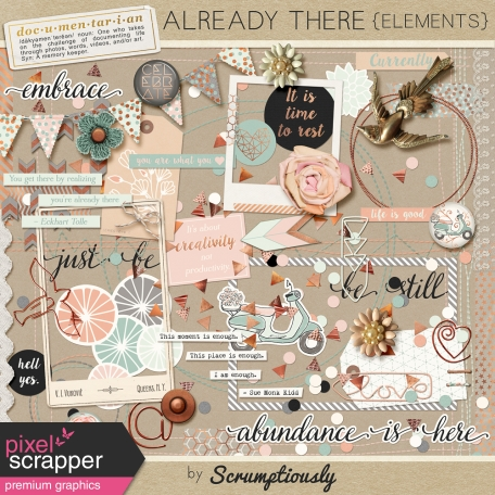 Already There Elements Kit