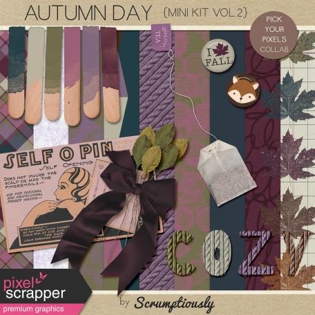Autumn Day Mini Kit Vol. 2