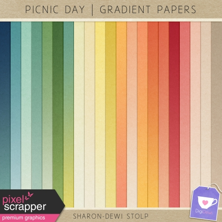 Picnic Day - Gradient Papers
