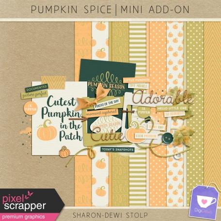 Pumpkin Spice - Mini Add-On