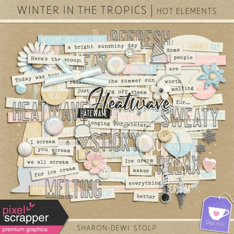 Winter in the Tropics - Hot Elements