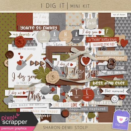 I Dig It - Mini Kit