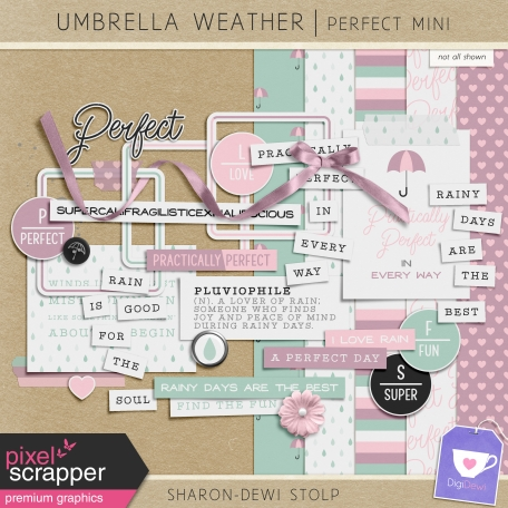 Umbrella Weather - Perfect Mini