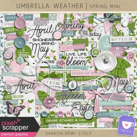 Umbrella Weather - Spring Mini