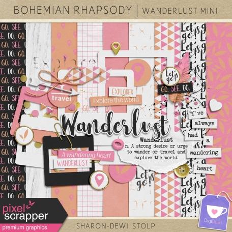 Bohemian Rhapsody - Wanderlust Mini
