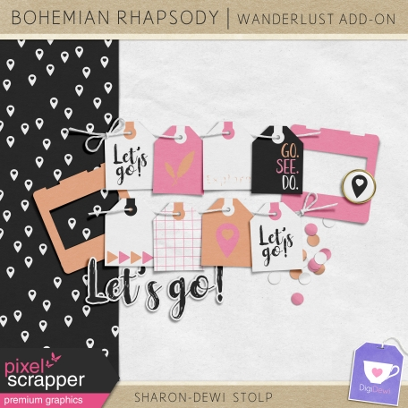 Bohemian Rhapsody - Wanderlust Add-On