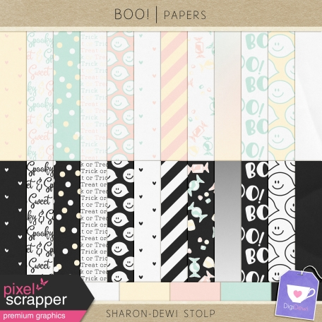 BOO! - Papers