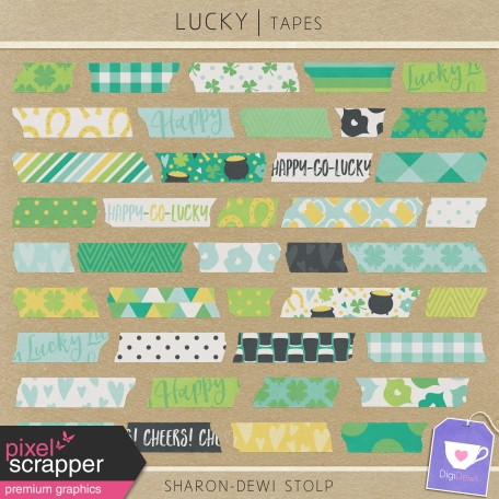 Lucky - Tapes
