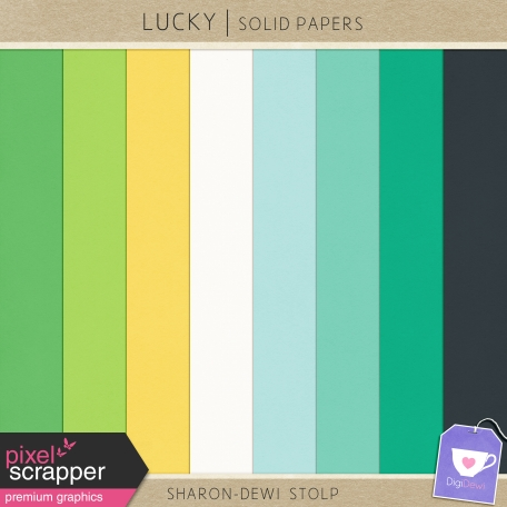 Lucky - Solid Papers