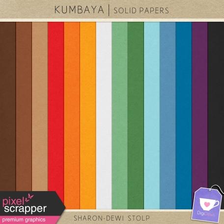 Kumbaya - Solid Papers