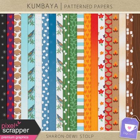 Kumbaya - Patterned Papers