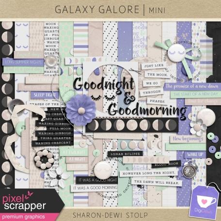 Galaxy Galore - Mini