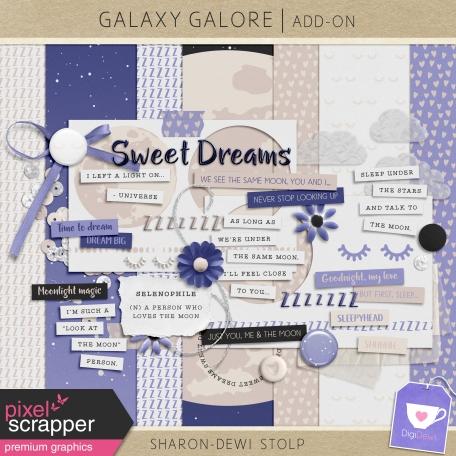 Galaxy Galore - Add-On