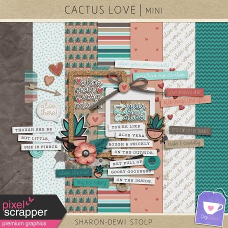 Cactus Love - Mini