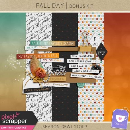 Fall Day - Bonus Kit
