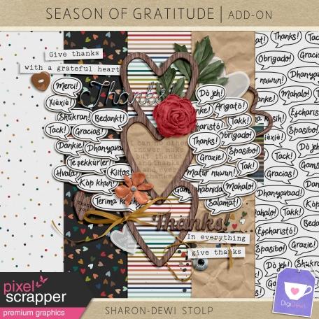 Season of Gratitude - Add-On