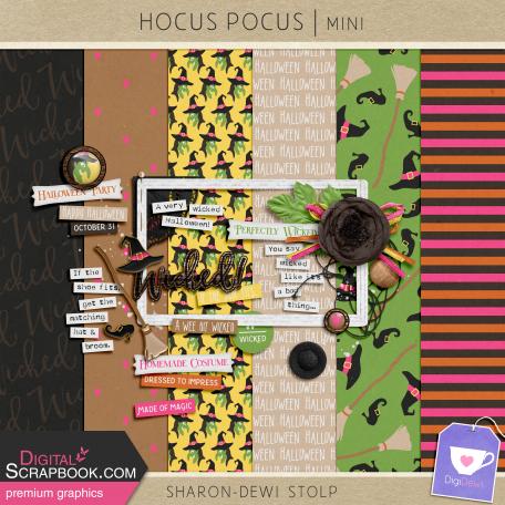 Hocus Pocus - Mini
