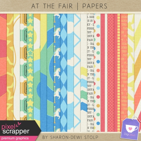 At The Fair - Papers