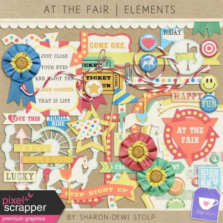 At The Fair - Elements