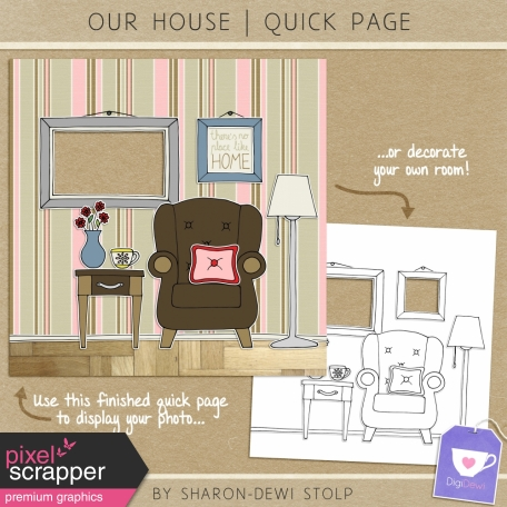 Our House - Quick Page