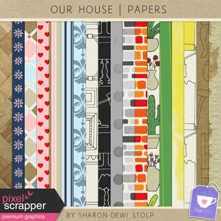 Our House - Papers