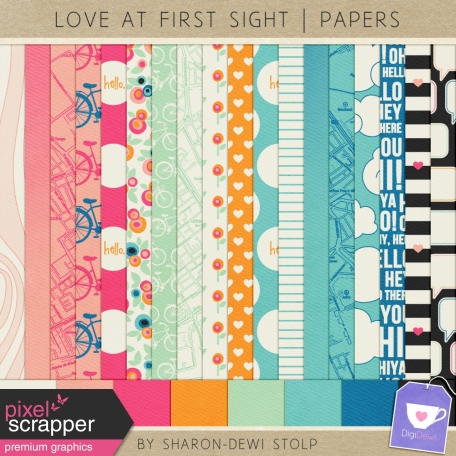 Love At First Sight - Papers