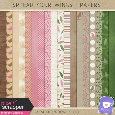 Spread Your Wings - Papers