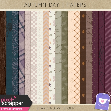 Autumn Day - Papers