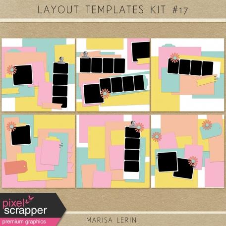 Layout Templates Kit #17