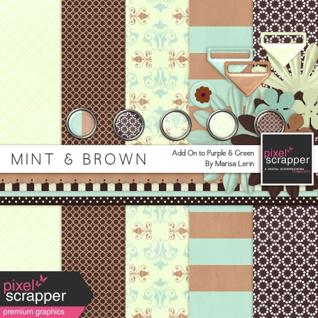 Mint & Brown Mini Kit