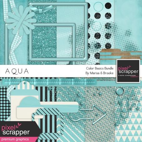 Color Basics - Aqua Kit