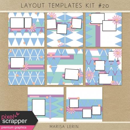Layout Templates Kit #20